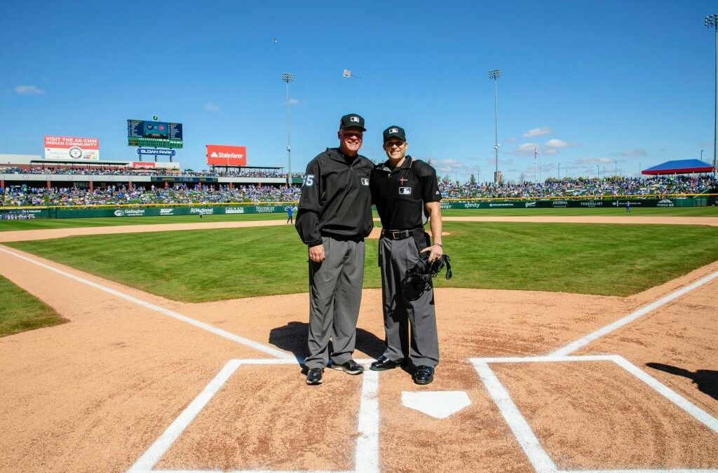 A Father's Day Story – Umpire Edition