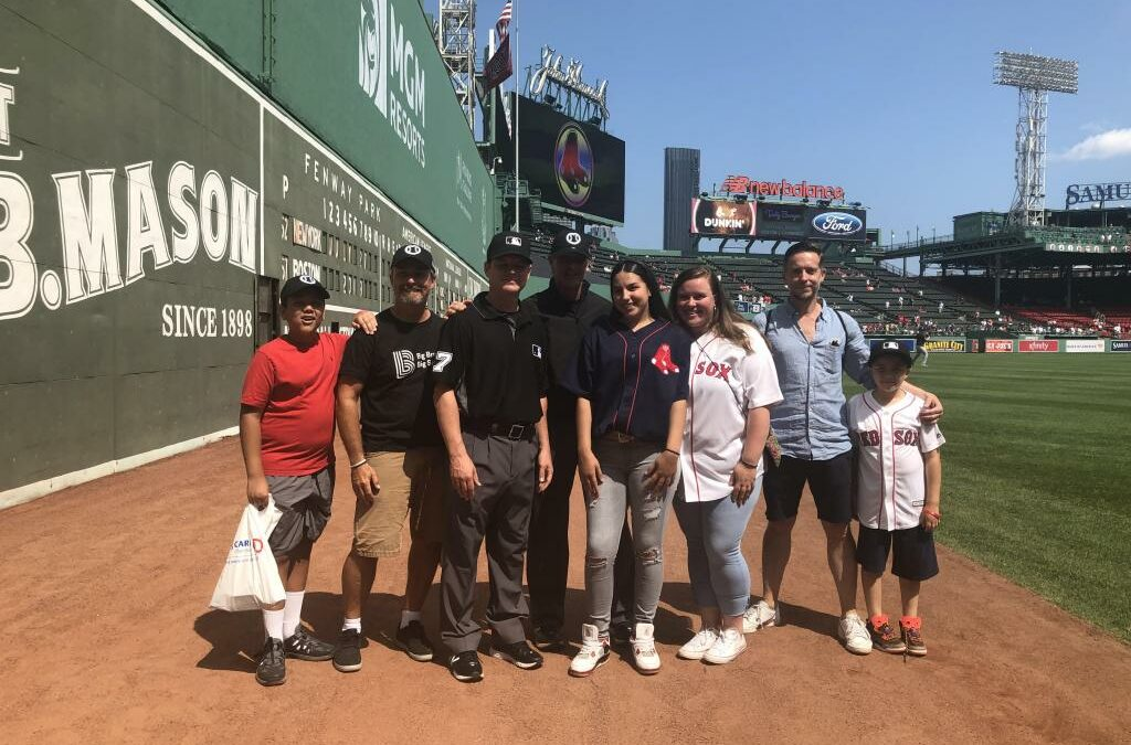 Wicked Awesome – A Great Day in Boston!