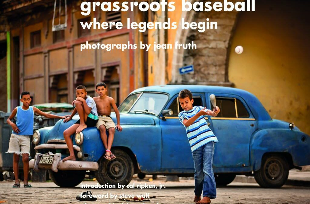 Limited SIGNED copies of Grassroots Baseball book available!