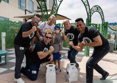 San Diego Rady's 2019