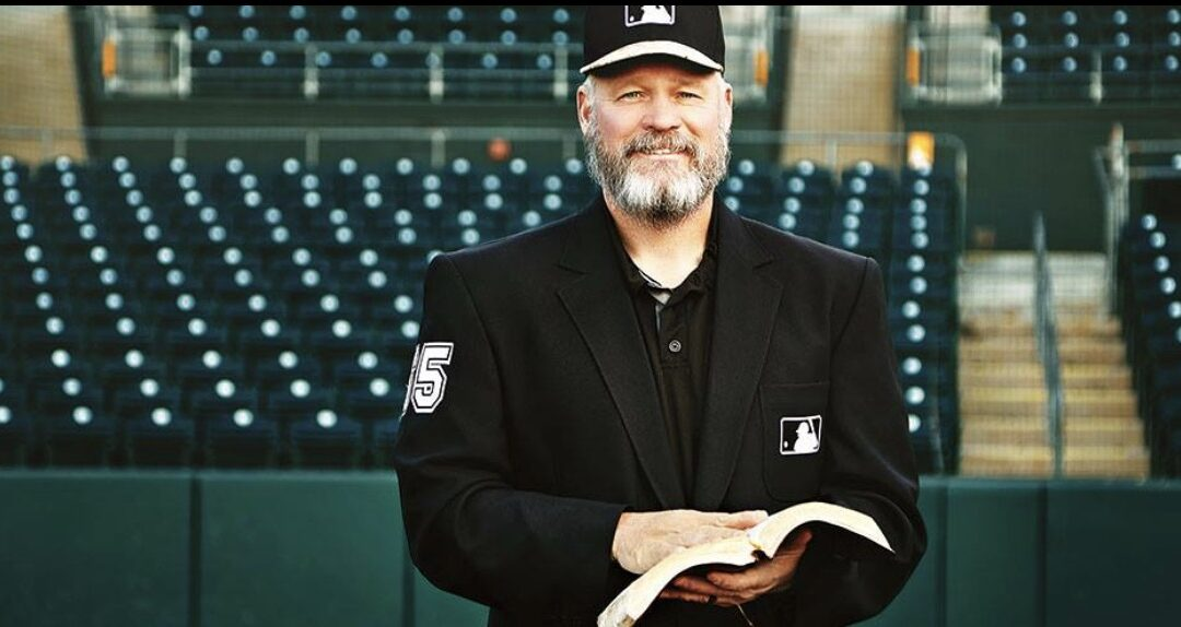 Calling for Christ – An Interview with Ted Barrett