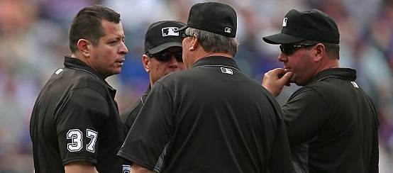 Get to Know an Ump – Carlos Torres