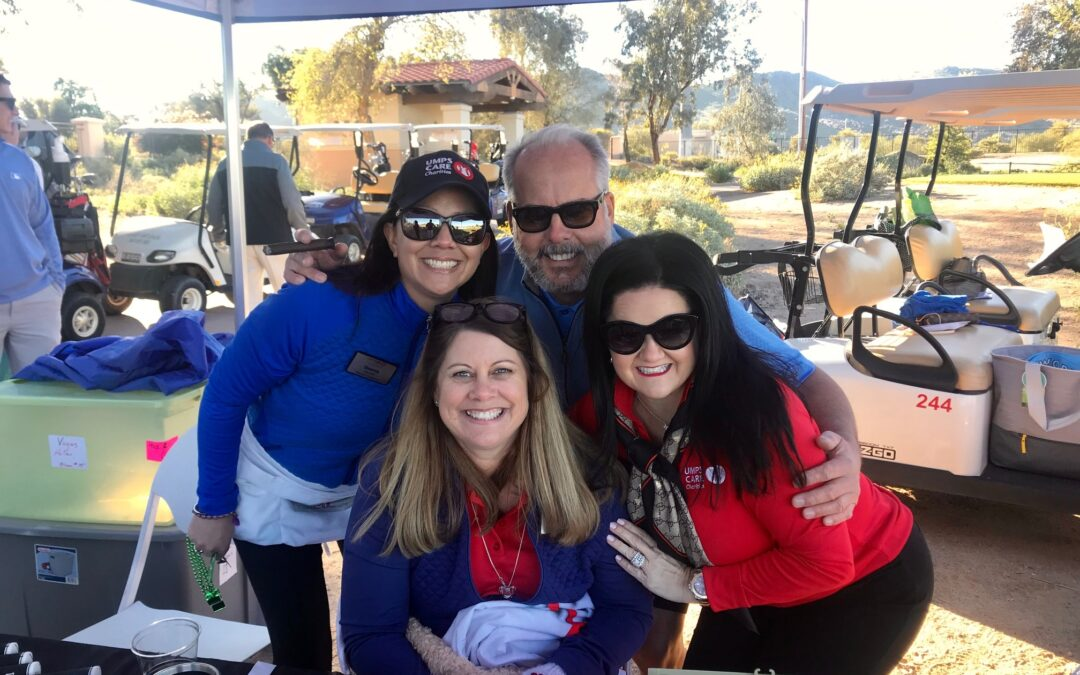 UMPS CARE Charities Golf Classic Perfect Day On And Off The Links
