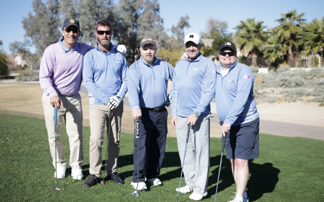 Registration now open for 15th Annual Golf Classic – sign up before it's sold out!