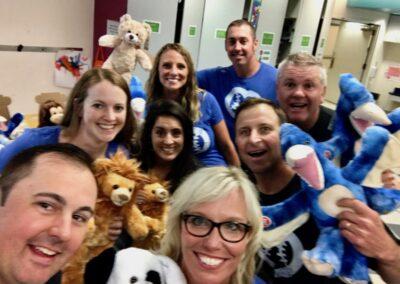 Seattle Children's Hospital 2019 - Selfie