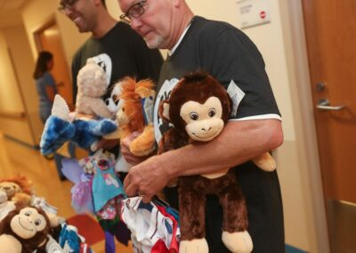 Jerry Meals at Children's National Medical Center 2019
