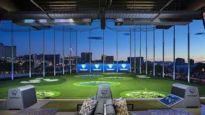 Swing For The Fences at Topgolf!