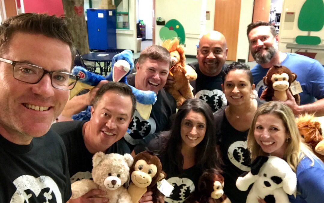 Volunteer Spotlight: Courtney and Chris Bonham