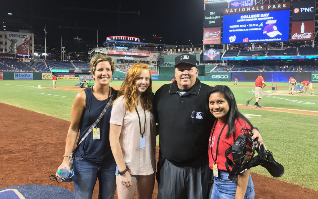MLB Umpires Enjoy Rare Holiday At Home This Season – Father's Day