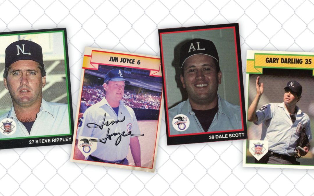 Steaks & Stories V: Kicking It Old School With Retired MLB Umpires Gary Darling, Jim Joyce, Steve Rippley and Dale Scott