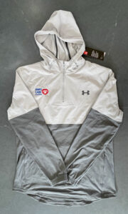 UMPS CARE Embroidered Under Armour Jacket