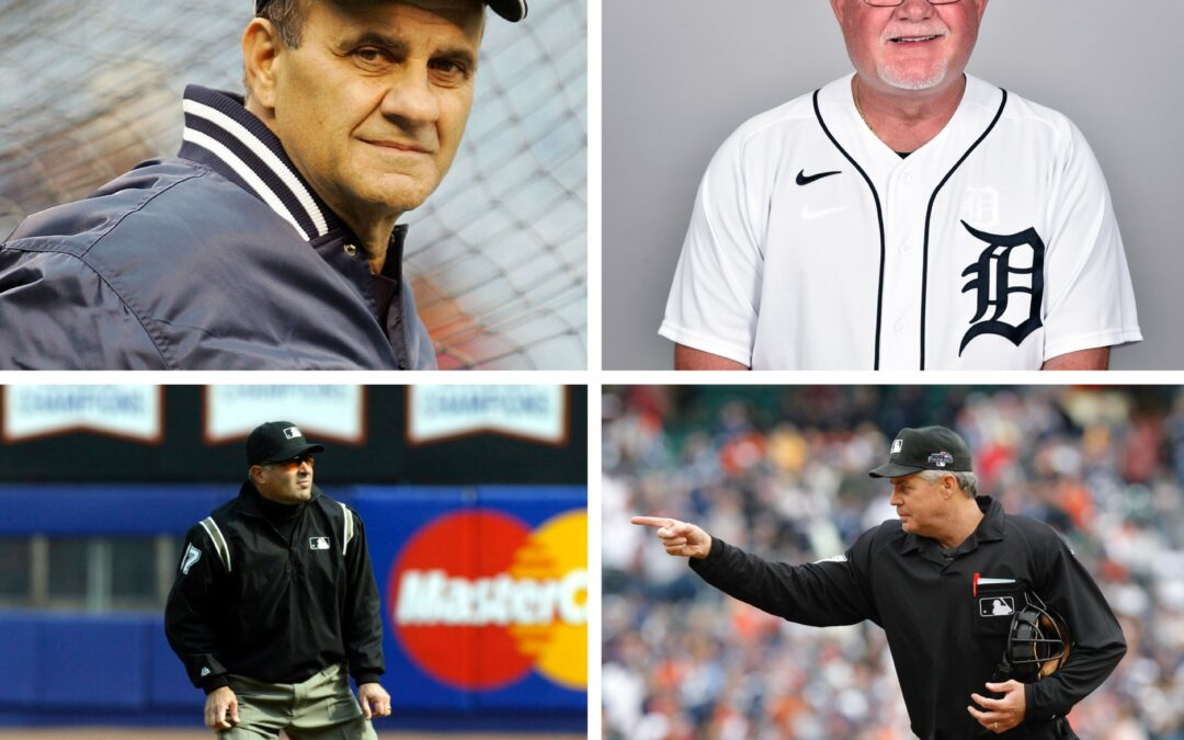 UMPS CARE Un-Classic – One Night Only With Joe Torre, Ron Gardenhire, John Hirschbeck & Gary Darling       **JUST ANNOUNCED – Harold Reynolds to Moderate