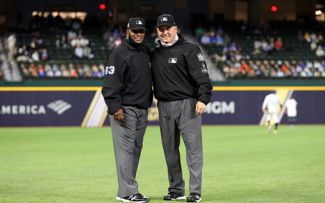 Special Zoom Chat With MLB Umpires Laz Diaz and Mark Carlson – Who Have Both Served Our Country On & Off The Field