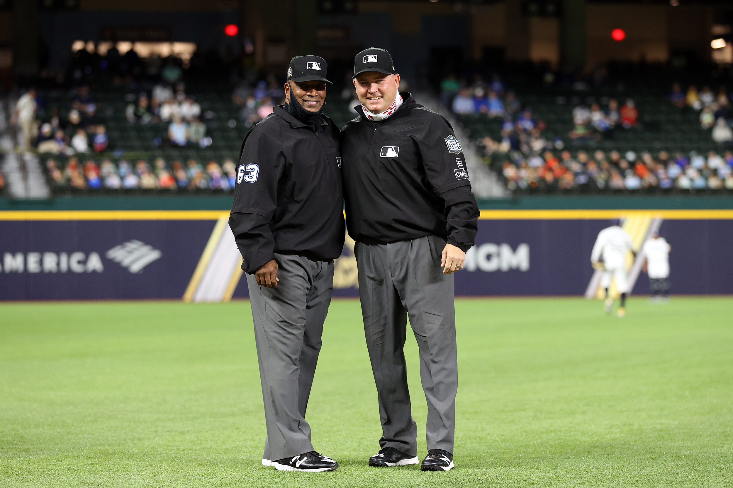 Special Zoom Chat With MLB Umpires Laz Diaz and Mark Carlson - Who Have Both Served Our Country On & Off The Field