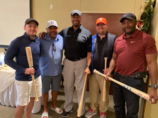 Get teed up for our Houston Golf Tournament, hosted by MLB Umpire Adrian Johnson, Friday, November 19, 2021!