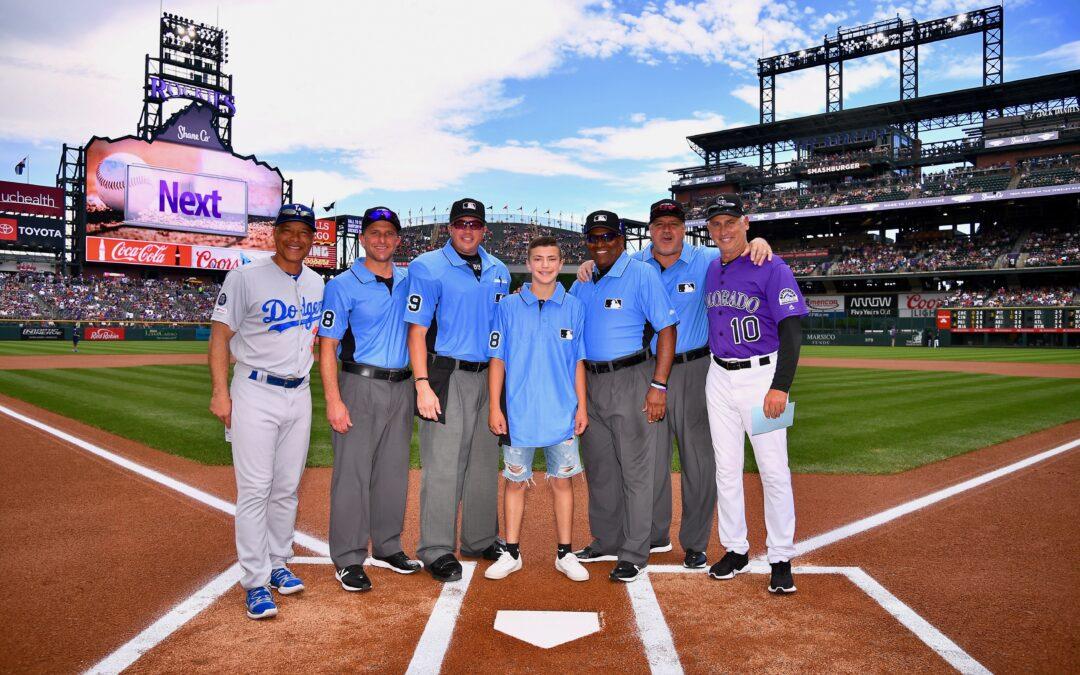 Meet our UMPS CARE Charities Denver All-Star Team