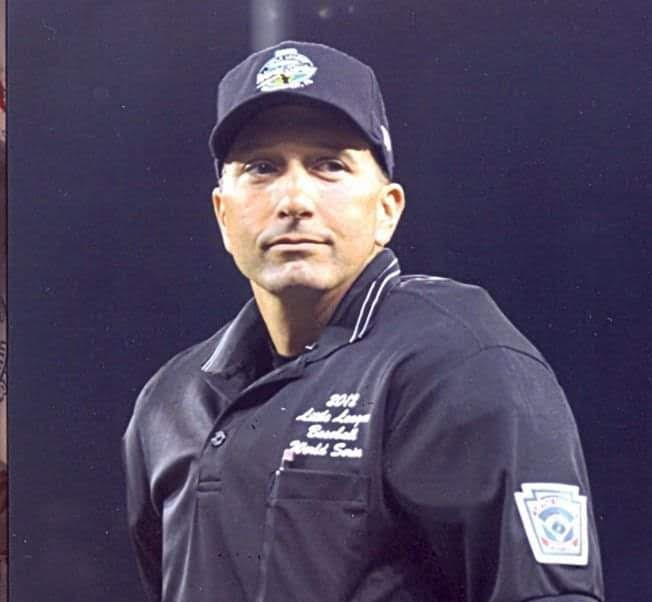"""""""I wanted to use this stage to give back"""" – Little League Umpire Darrin Besescheck"""